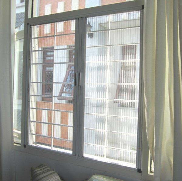 Cửa lưới chống muỗi khu công nghiệp Đồng Nai