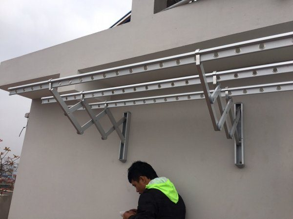 Sửa chữa giàn phơi thông minh quận Tân Phú